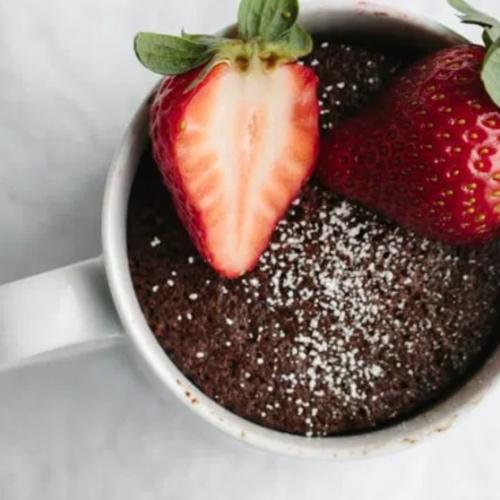 【パレオ】チョコレートスコーンケーキ<3分でできる!>